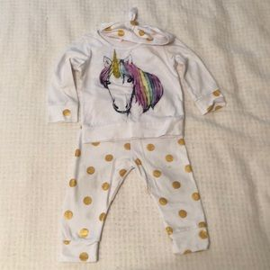 Other - Matching unicorn outfit